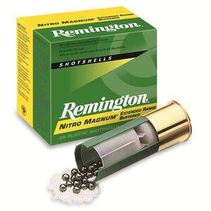 "Remington Nitro Magnum 12 Ga 3"" #4 Lead 1.625oz  250 rds"