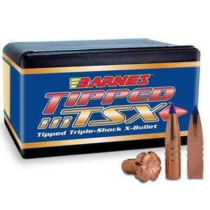Barnes .30 Caliber Bullet 50 Projectiles TTSX BT 180 Grain
