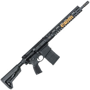 "SIG Sauer 716i Tread 7.62x51 NATO AR-308 Semi Auto Rifle 16"" Barrel 20 Rounds M-LOK Handguard Collapsible Stock Black"