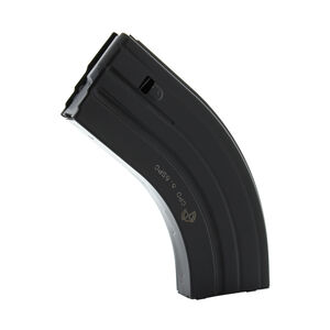 DURAMAG By C-Products Defense AR-15 6.8 SPC Magazine 28 Round Steel Black C2865SBB
