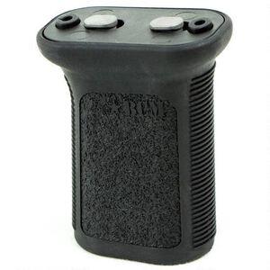 BCM GUNFIGHTER Vertical Grip Mod 3 Keymod Polymer Black BCM-VG-KM-MOD-3-BLK