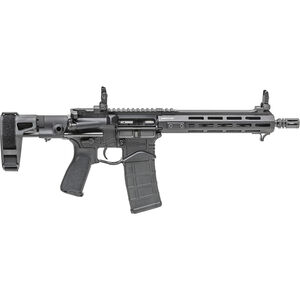"Springfield SAINT Edge 5.56 NATO Semi Auto Pistol 10.3"" Barrel 30 Rounds M-LOK Hand Guard Black"