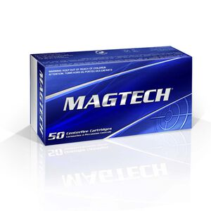 Magtech .38 Special Ammunition 50 Rounds SJHP 158 Grains 38H