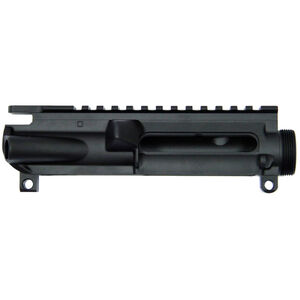 Black Rain SPEC-15 Stripped AR-15 Upper Receiver Forged Aluminum Black BRO-SPEC15-UR