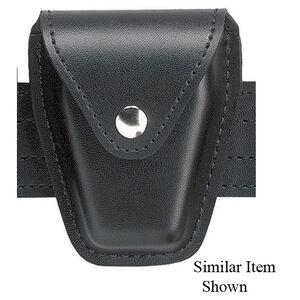 """Safariland Model 190 Handcuff Case 2.25"""" Duty Belt Hardshell STX Hidden Snap Black"""