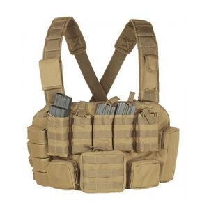 Voodoo Tactical Chest Rig Nylon 3XL-5XL Coyote Tan