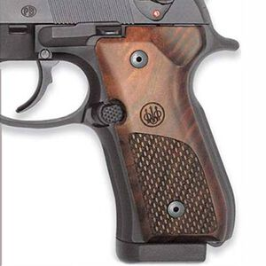 Beretta Factory 92/96 Series Replacement Grips Walnut E00219