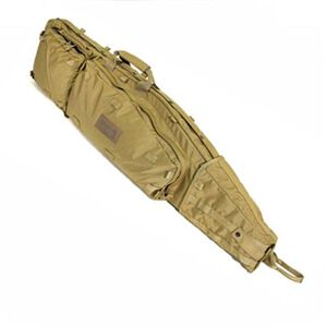 "BLACKHAWK! Long Gun Drag Bag, Rifle Case, 51"", Coyote Tan"