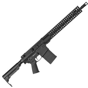 "CMMG Resolute 300 Mk3 .308 Winchester AR Style Semi Auto Rifle 16"" Barrel 20 Round Magazine RML15 M-LOK Hand guard RipStock Collapsible Stock Graphite Black Finish"