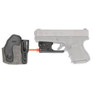 Viridian Reactor 5 Gen 2 Red Laser Sight for Glock 19/23/26/27 featuring ECR Includes Ambidextrous IWB Holster