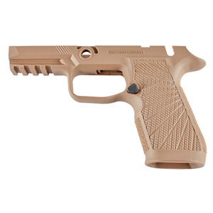 Wilson Combat Grip Module WCP320 Carry Manual Safety Polymer Tan