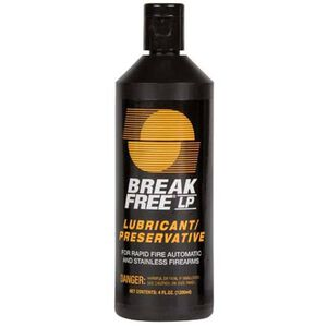 Break-Free LP-4 Liquid 4 oz. Cleaner/Lubricant/Preservative 10 Pack