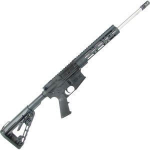 "Diamondback Firearms DB15 AR-15 Semi Automatic Rifle 5.56 NATO 16"" Barrel 30 Rounds Collapsible Stock Black"