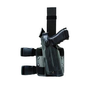 Safariland Model 6304 ALS/SLS Tactical Holster Fits GLOCK 20/21 with Light Left Hand Hardshell STX Tactical Black