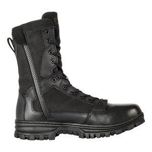 """5.11 Tactical EVO 8"""" Boot With Side Zip Size 13 Regular Black"""
