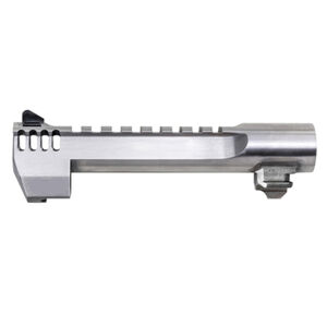 """Magnum Research Desert Eagle Drop In Replacement Barrel .429 DE 6"""" Barrel Integrated Muzzle Brake Fixed Front Sight Stainless Steel Finish"""