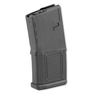 ProMag RM20 Rollermag 20 Round AR-15 Magazine .223 Remington/5.56 NATO Roller Anti Tilt Follower Technapolymer Black