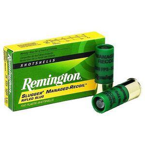"""Remington 12 Gauge Ammunition 5 Rounds 2.75"""" 1.0 oz."""