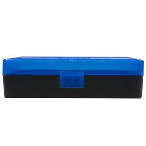 Berry's Ammo Box .40/45 ACP/10mm 50 Round Polymer Blue/Black