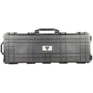 Reliant Mule MSR/AR Style Rolling Case Lightweight Durable Black Polymer