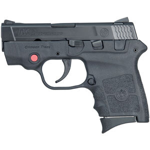 "S&W M&P Bodyguard 380 ACP 2.75"" 6rds with Crimson Trace Laser"