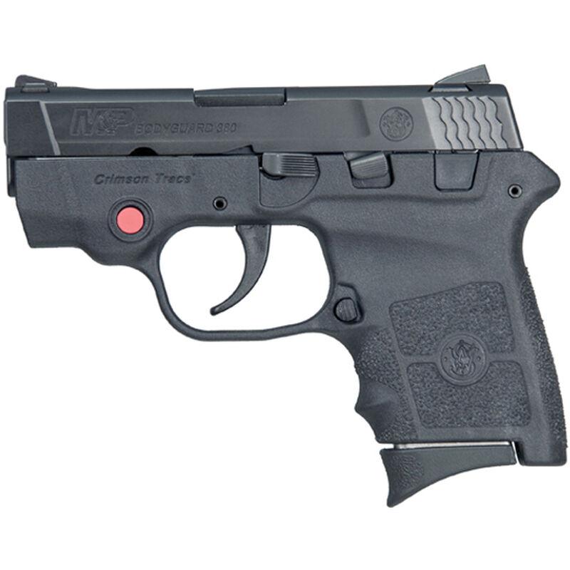 "S&W M&P Bodyguard 380 ACP 2.75"" 6rds with Crimson Trace Laser"