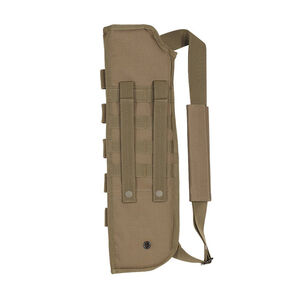 Voodoo Tactical Breacher's Shotgun Scabbard Coyote