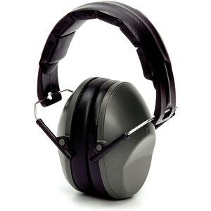 Pyramex Safety Products VG90 Series Ear Muff Foldaway Headband 22dB NRR Gray VGPM9010C
