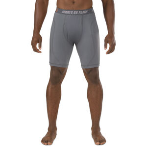 """5.11 Tactical 9"""" Performance Brief Poly/Spandex Large Storm 40156092L"""