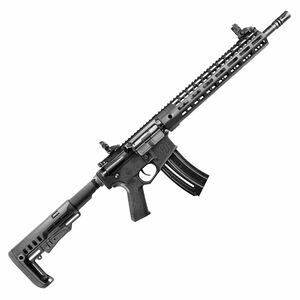 "Walther Hammerli Tac R1 .22 LR Semi-Automatic AR Style Rifle, 16.1"" Threaded Barrel, M-LOK Handguard, 10 Round Magazine"