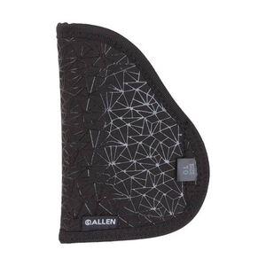 Allen Spiderweb S&W M&P Shield with Laser Pocket Holster Size 10 Ambidextrous Black 44910
