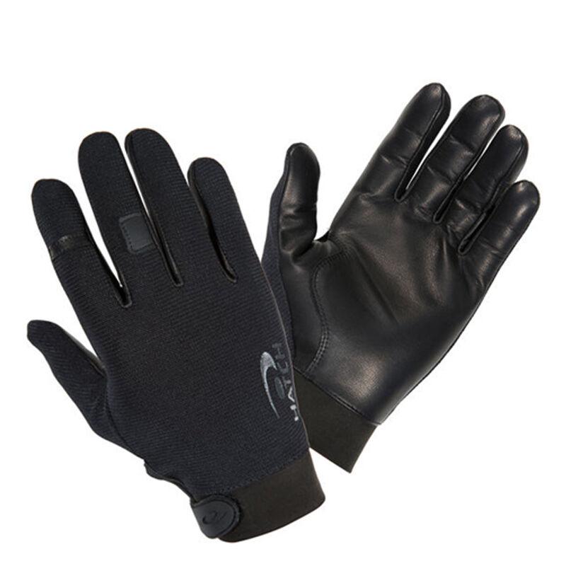 Hatch TSK33 Task Light Glove Large Leather/Fabric Black