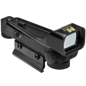 NcSTAR Red Dot Reflex Optic Integrated Weaver Mount Plastic and Aluminum Black