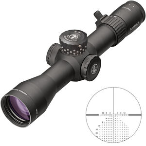 Leupold Mark 5HD 3.6-18x44 Rifle Scope Impact 60 Non-Illuminated Reticle 35mm Tube 0.25 MOA Adjustments Side Focus Parallax First Focal Plane Matte Black Finish