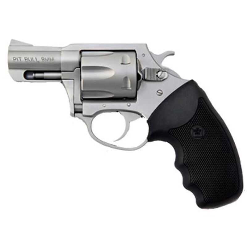 Charter Arms Pitbull Rimless Revolver 9mm Luger 2.2