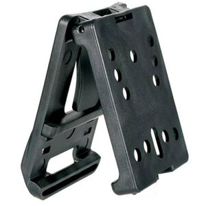 BLACKHAWK! MOD-U-LOK Platform Screws/Belt Loop for SERPA Holsters Polymer Black 410904BK