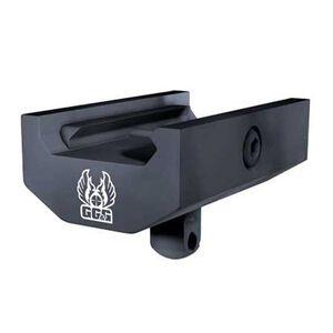 GG&G AR-15 Harris Bipod Adapter Black Picatinny