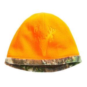 Hot Shot HF1 Youth Maverick Fleece Beanie Realtree Edge/Blaze Orange