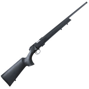 "CZ-USA 457 American Synthetic .17 HMR Bolt Action Rifle 20.5"" Threaded Barrel 5 Rounds Synthetic Stock Black Finish"