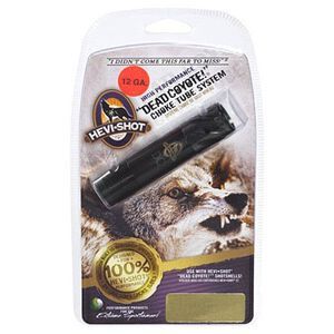 HEVI-Shot 12 Gauge Extreme Range Browning Invector Plus Dead Coyote Choke Tube Stainless Steel 670126