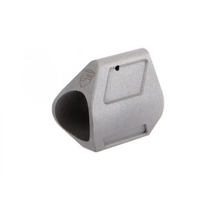 Fortis Manufacturing Low Profile Gas Block - Stainless Steel - .750  LPGB-SS