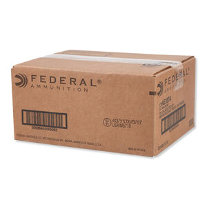 Federal American Eagle .357 Magnum Ammunition 1000 Rounds 158 Grain Jacketed Soft Point 1240fps