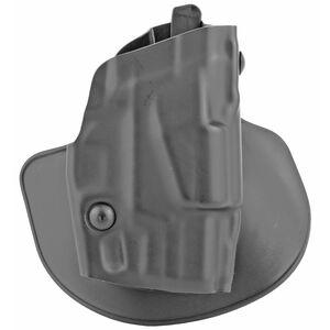 Safariland 6378 ALS Paddle Holster fits S&W M&P Shield 9/40 Right Hand STX Plain Finish Black