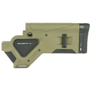 Hera USA CQR Close Quarter Rifle DPMS LR-308 Gen 1 Featureless Fixed Stock Polymer Construction OD Green Finish