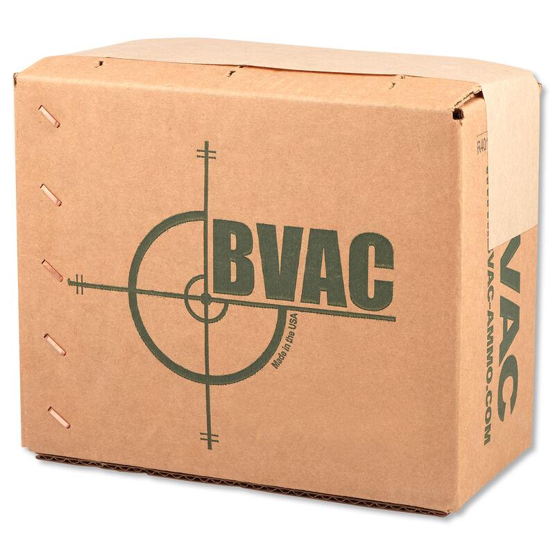 BVAC .40 S&W Ammunition 500 Rounds Reloaded FMJ 180 Grains R40180VP500