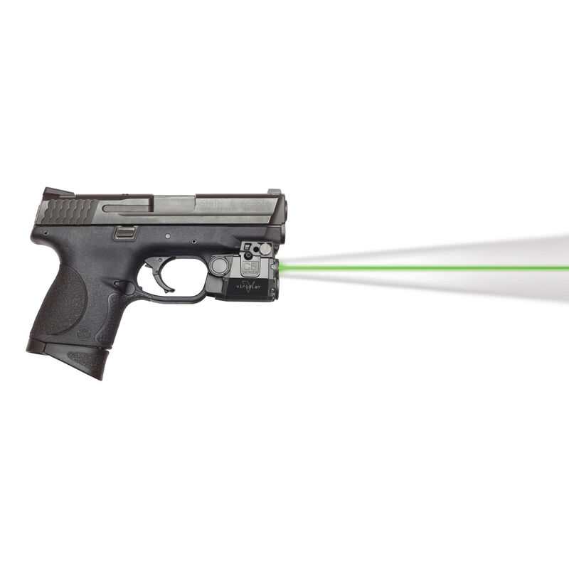 Viridian C5L Universal Sub-Compact Green Laser With Tactical Light & ECR