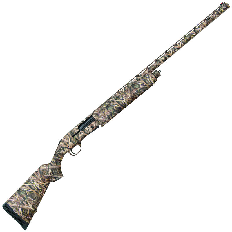 "Mossberg Model 930 Waterfowl 12 Gauge Semi Auto Shotgun 4 Rounds 3"" Chamber 28"" Barrel Synthetic Stock Mossy Oak Shadow Grass Blades Camo"
