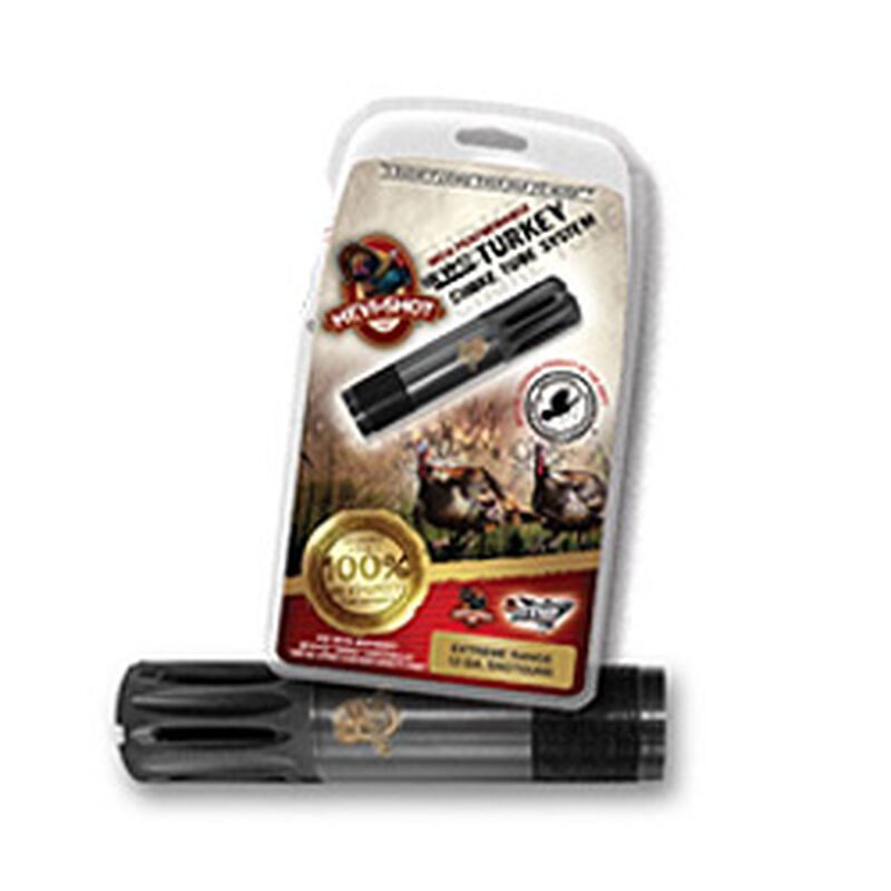 HEVI-Shot 12 Gauge Extreme Range Beretta and Benelli Mobil Turkey Choke Tube 17-4 Stainless Steel 670122