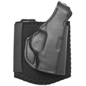 DeSantis Die Hard Ankle Holster S&W M&P Compact 9/40 Right Hand Black 014PCL7Z0