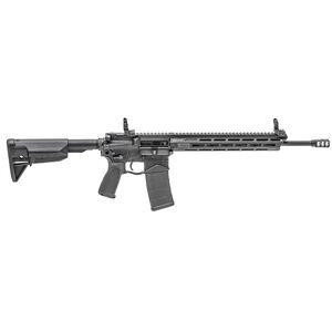"Springfield SAINT Edge 5.56 NATO Semi Auto Rifle 16"" Barrel 30 Rounds M-LOK Hand Guard Black"